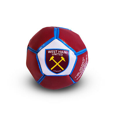 West Ham United Kick N Trick Ball Gift Fun Official Licensed Football Product