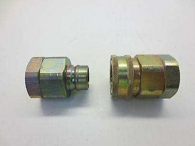 "1-1/4"" Hydraulic Quick Connect"
