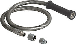 """Chicago Faucets 83-44ABNF - 44"""" Pre-Rinse Hose"""