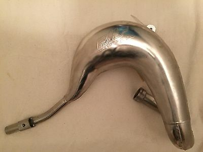Fmf Gold Series Exhaust Pipe '93-'01 Yz80 Don Emler Edition