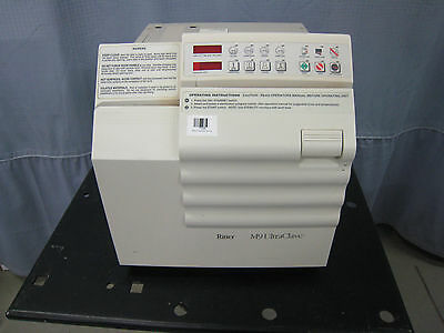Midmark Ritter M9 Ultraclave With 30 Day Parts Warranty