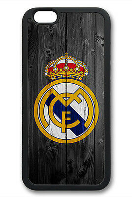 Coque BUMPER Silicone IPHONE SAMSUNG+Real Madrid Ronaldo 1 CASE TPU + cadeaux
