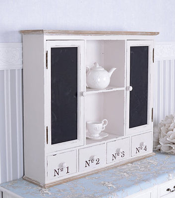 Wall Cupboard Country House Style Wall Cabinet Kitchen Cabinet Wall Cabinet