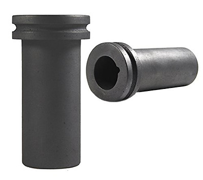 "Graphite Crucible 1KG Capacity For Melting Silver and Gold 2.5"" x 5"""