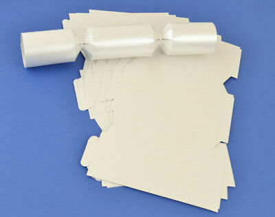 12 MINI Pearlescent White Make & Fill Your Own Cracker Boards