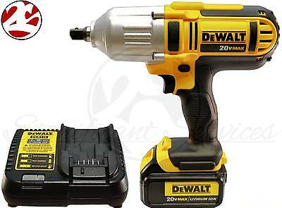 "NEW DeWALT DCF889M2 DCF889B 20V MAX Lithium Ion Cordless 1/2"" Impact Wrench Kit"