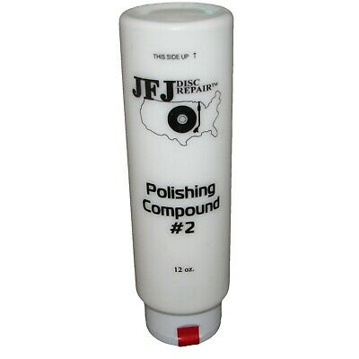JFJ EASY PRO POLISHING COMPOUND #2 WHITE 12oz