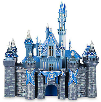 Disney Parks 60th Diamond Celebration Sleeping Beauty Light Up Castle Big Figure