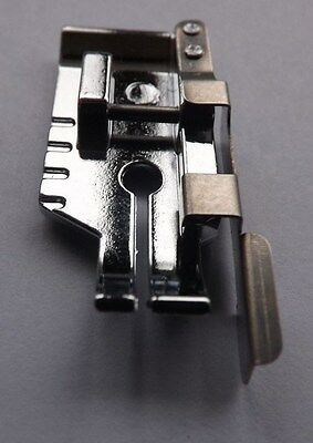 Universal Sewing Machine 1/4 inch Quilting, Patchwork foot with guide Clip on