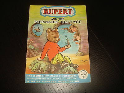 RUPERT THE BEAR ADVENTURE SERIES #30 and The Mermaid's Cottage