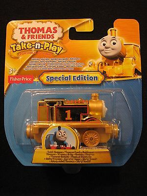 Fisher-Price Thomas & Friends Gold Special Edition