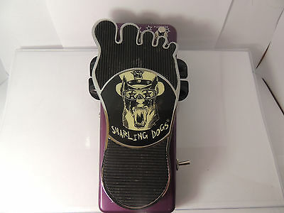 Snarling Dogs Bootzilla Fuzz Wah Bootsy Collins Signature Effects Pedal Killer!!