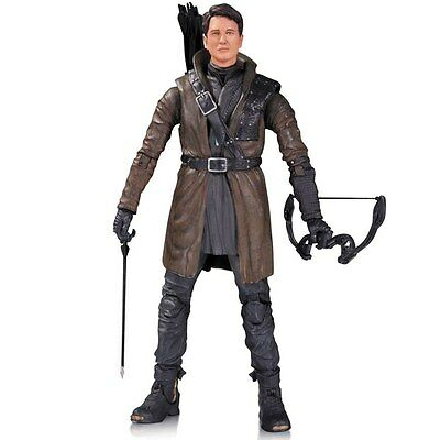 Dc Collectibles Arrow Malcolm Merlyn Action Figure,back In Stock