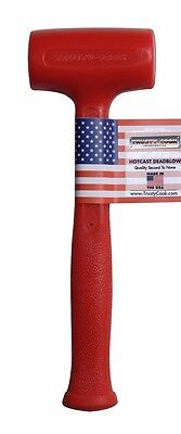 Trusty Cook Model 1 21 oz Soft Face Dead Blow Hammer - USA