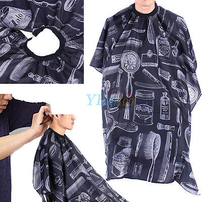Professional Salon Hairdressing Hairdresser Hair Cutting Barbers Cape Gown Cloth