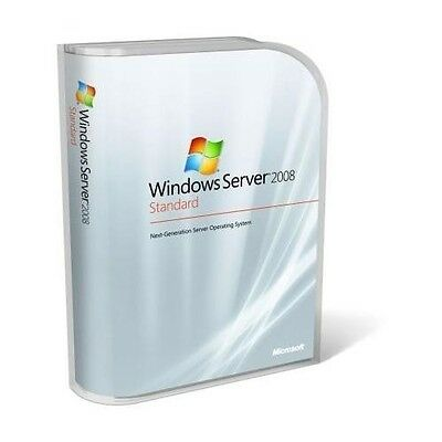 Windows Server Standard 2008 R2 64bit Multilingua - Fatturato