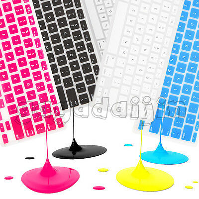 Macbook Air/Pro MAC 11/12/13/15 inch Silicone US Keyboard Cover Skin Colorful