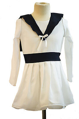 Dance Shows-Sound of Music-VON TRAPP SAILOR Grey-Fancy Dress Costume ALL AGES