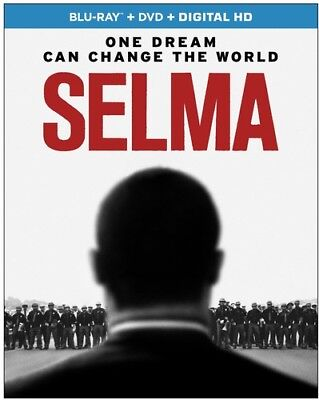 Selma [New Blu-ray] With DVD, Subtitled, 2 Pack, Ac-3/Dolby Digital, Digitally