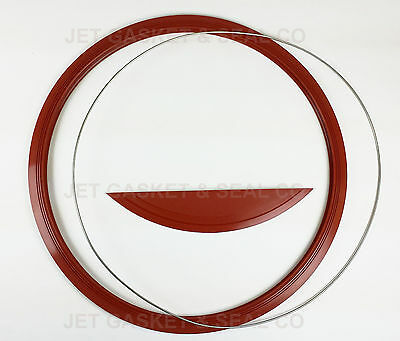 M9 Door Seal Gasket with Ring and Dam Midmark Replacement 053-0366-00
