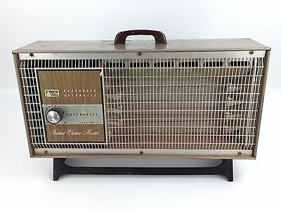 Arvin Fin Forced Instant Electric Heater Vintage 40 00