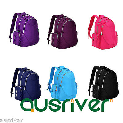 New Waterproof Baby Mummy Diaper Nappy Changing Shoulder Computer Bag Backpack