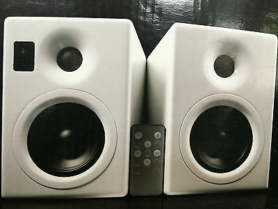 Powered Speaker System I.Fidelity 3 Inch Ipod Speakers