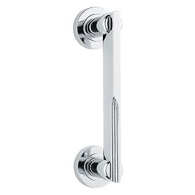 Carlisle Brass - AA19 - Veronica Pull Handle on Rose Concealed Fix
