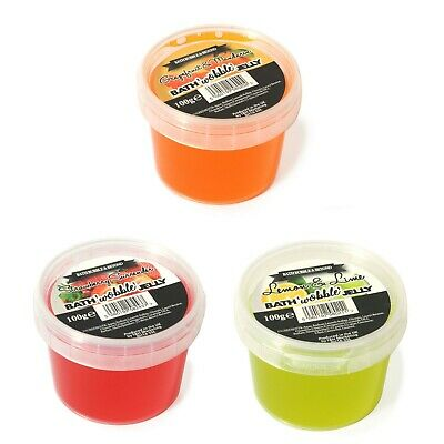 Assorted Fruity Scented Kids Shower Wobble Jelly Bath Bubble Beyond 100g (1 / 4)
