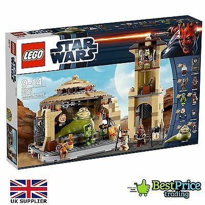 Lego Star Wars 9516 Jabba's Palace BRAND NEW & SEALED *Retired *Rancor Pit 75005