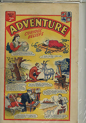 ADVENTURE COMIC 25 issues  from 1945  D. C. Thomson