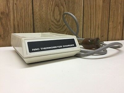 IVAC 817 Thermometer Charger