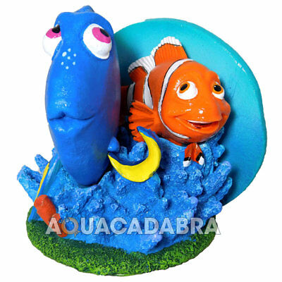 Finding Dory Aquarium Ornaments Marlin Nemo Disney Pixar Fish Tank Decoration