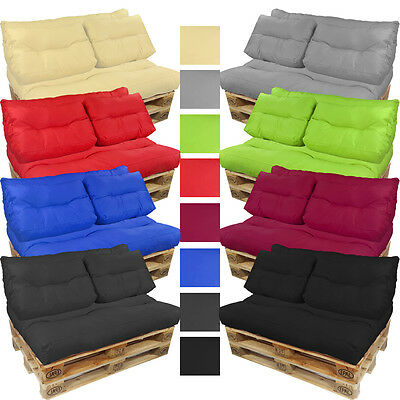 Euro palettes canap 3x si ge coussin de for Couch auflage