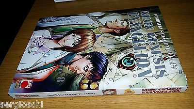 Neon Genesis Evangelion #  8 - Mother - Planet Manga - Nuovo - Mn13