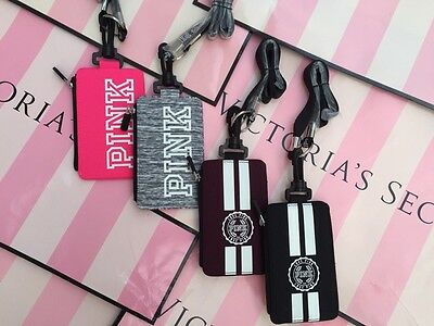 NWT Victoria's Secret PINK~Limited Edition~Lanyard Wallet~Card ID~Case Holder