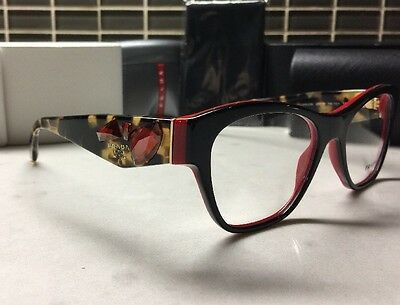 Prada Authentic Womans Optics - (Vpr O7R) Can $$$$$$$ Beautiful Glasses!!