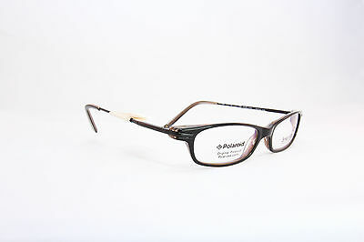 ad36217f94 637-New-Polaroid Wih Smart Flip Polarized Clip On Psf 420Blkwal -Eyeglass  Frame
