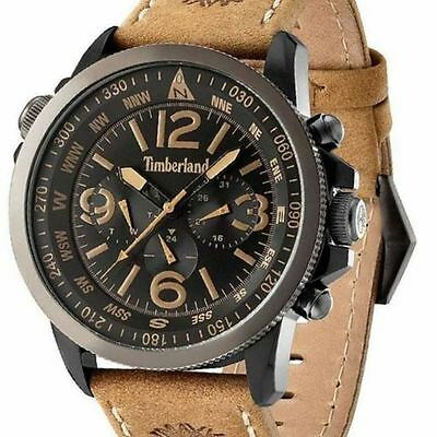 Timberland Gents Mens Campton Wrist Watch 13910JSBU-02