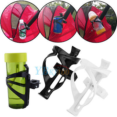 Drink Milk Bottle Cup Holder for Baby Stroller Pram Pushchair Bicycle Buggy New