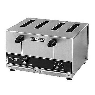 Hobart ET27-5 4-Slice Pop Up Toaster