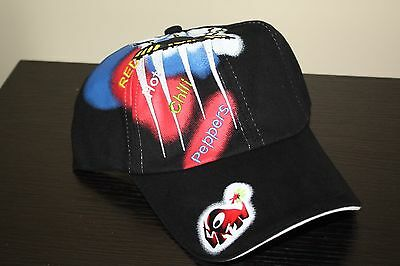 RED HOT CHILI PEPPERS Hat Brand New! Music Rock RHCP Cap Adjustable UFO ALIENS