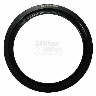 Lee Filters 82mm Wide Angle Adapter Ring fits Lee Foundation Kit FK 100mm Holder