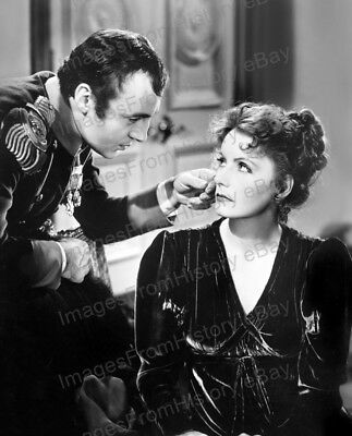 8x10 Print Greta Garbo Charles Boyer Conquest 1937 #2016371