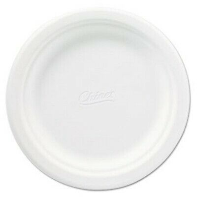 "Chinet Classic Premium Strength 6-3/4"" Paper Plates, 1,000 Plates (HUH21226CT)"