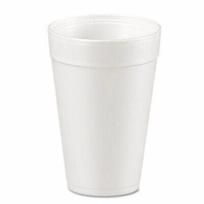 Dart Drink Foam Cups, 32 oz., White, 20 Bags of 25/Carton (DCC32TJ32)