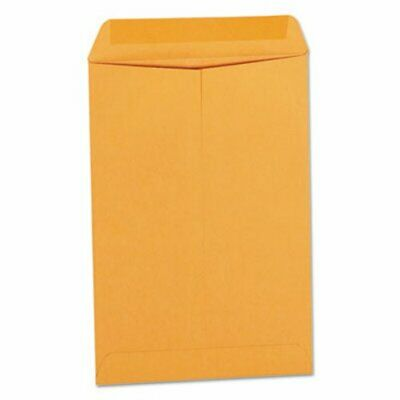 Universal Catalog Envelope, Side Seam, 6 1/2 x 9 1/2, Brown, 500/Box (UNV40165)