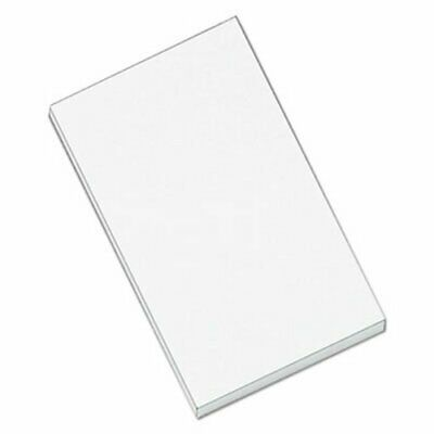 Universal Scratch Pads, Unruled, 3 x 5, White, 180 - 100-Sheet Pads(UNV35623)