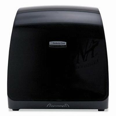 Kimberly Clark 36016 MOD Touchless Hard Roll Towel Dispenser, Black (KCC36016)