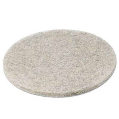 "Boardwalk Natural Hair 20"" Champagne Floor Burnishing Pads, 5 Pads (BWK4020 NHE)"